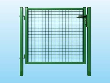 Cancello con serratura GARDEN