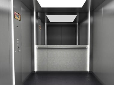 Machine Room-Less Lift Gen2® Stream