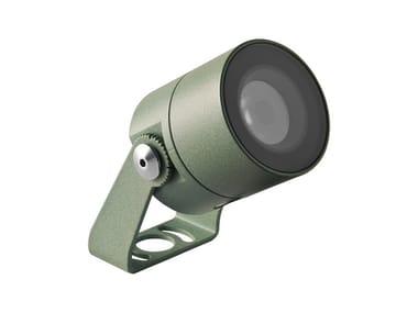 LED adjustable Outdoor floodlight Ginko 2.0