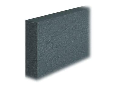 Lastra per isolamento termico in EPS con grafite LASTRA ISOLANTE IN EPS 70 CON GRAFITE