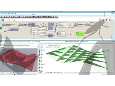 2D & 3D CAD technical design Rhino - Grasshopper - ARCHICAD