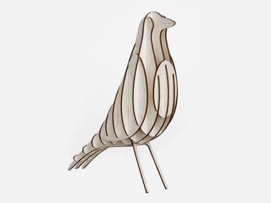 Birch decorative object [H2] DIY