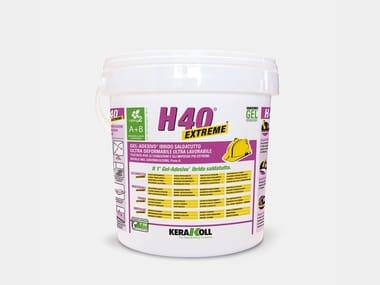 Gel-adesivo ultra deformabile H40® EXTREME®