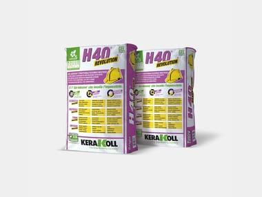 Gel-adesivo strutturale flessibile H40® REVOLUTION®