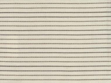 Striped wool and cotton fabric HABANA