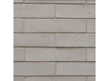Listelli in laterizio a pasta molle HABITAT | Bianco di Carrara