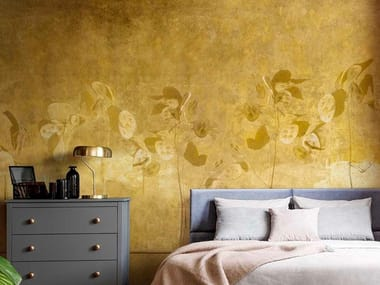 Papel de parede ecológico de tecido não tecido HAIKU