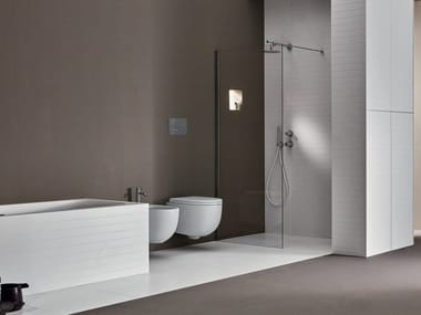 Corian® wall/floor tiles HAMMAM | Corian® wall/floor tiles