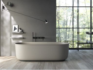 Freestanding oval bathtub HAMMAM | Bathtub
