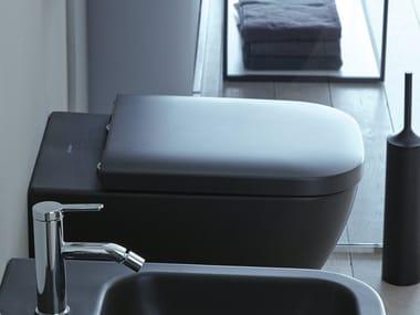 Wall-hung ceramic toilet HAPPY D.2 PLUS | Toilet