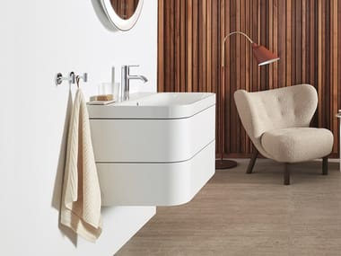 Vanity unit / washbasin HAPPY D.2 PLUS | Vanity unit
