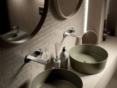 Lavabo d'appoggio HAPPY HOUR SLIM 07:00 S ALCHEMY