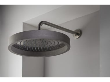 Overhead shower HAPTIC | Swivelling shower head