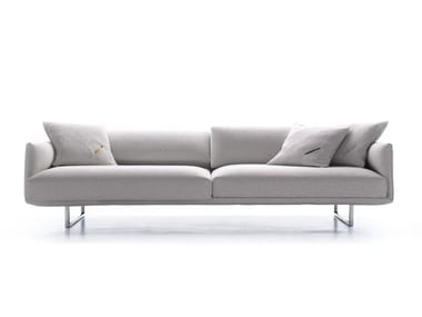 Recliner sofa with electric motion HARA