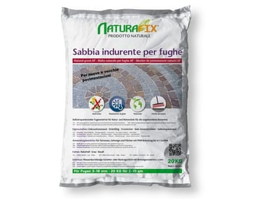 Sabbia Indurente SABBIA INDURENTE