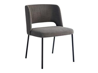 Upholstered fabric chair HARRI   Chair