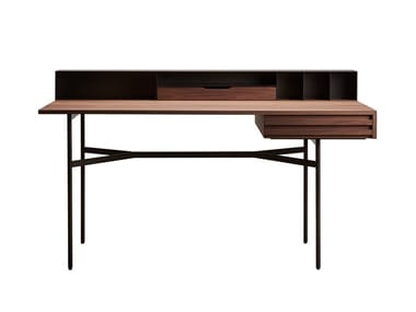 Secretary desk with drawers HARRI | Secretary desk