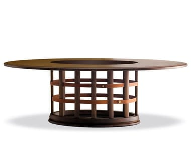 Oval dining table HARRIS - 712005 | Dining table