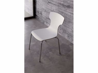 Cadeira em laminado HAT | Cadeira em laminado