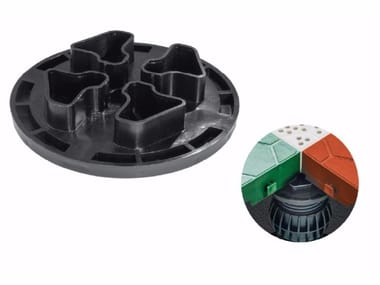 Testa di connessione TESTA 3D SCOPICO PER MATTONELLE