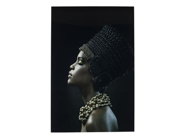 Photographic print HEADDRESS PROFILE | Photographic print