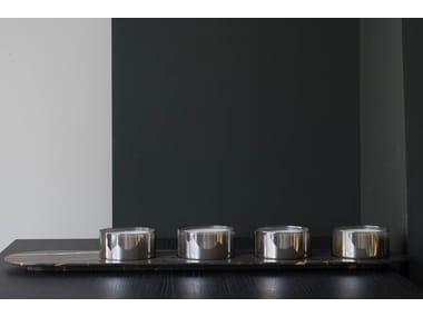 Glass Air freshener dispenser / candle HELIOS