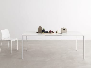 Table extensible rectangulaire HELSINKI | Table extensible