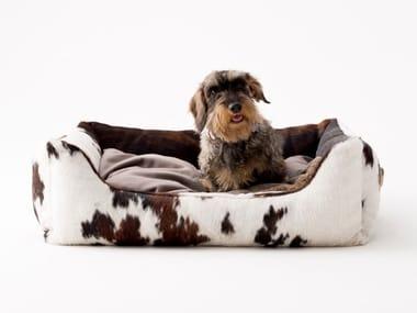 Leather dogbasket HENRI | Leather dogbasket
