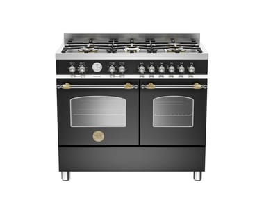 Professional cooker HERITAGE - HER100 6 MFE D