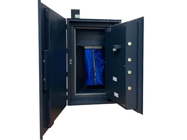 Electronic Safe with key HERMETICA AHU