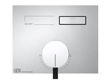 Recessed single handle brass shower mixer HI-FI MIXER