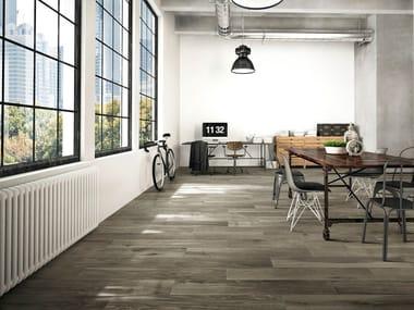 Porcelain stoneware flooring with wood effect HI - WOOD OF CERIM