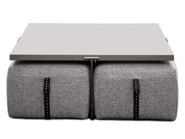 Pouf / coffee table HIDDEN ISLAND