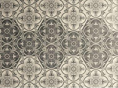 Glazed stoneware wall/floor tiles HIGASHI