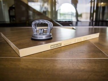 Pavimento sopraelevato in parquet HIGH CLASS | Pavimento in legno
