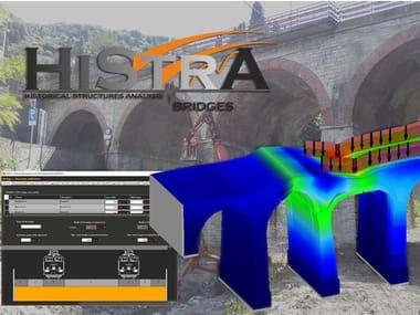 Calculation of bridge and civil infrastructure HISTRA BRIDGES