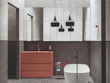 image related HITO   Mobile lavabo con cassetti