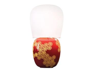 Candeeiro de mesa de cerâmica HIVE