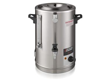 Calentador de leche profesional de acero inoxidable HM 510