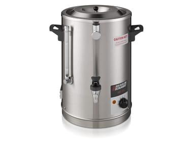 Calentador de leche profesional de acero inoxidable HM 520