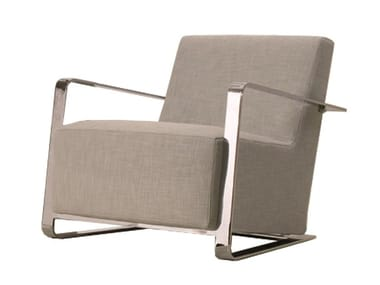 Armchair with removable cover HOLA