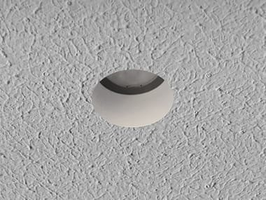 LED round recessed spotlight HOLE