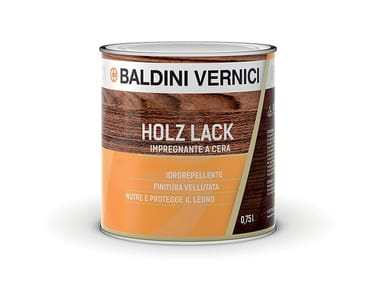 Protettivo e decorativo per legno ad effetto cerato HOLZ LACK IMPREGNANTE A CERA