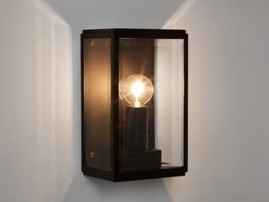 Steel wall lamp HOMEFIELD 130
