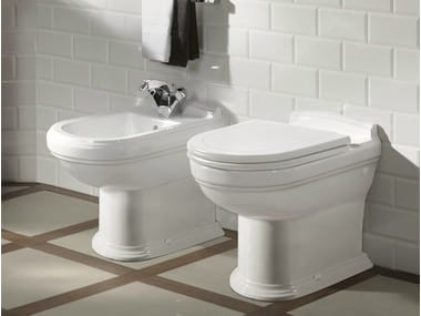 WC en céramique HOMMAGE | WC