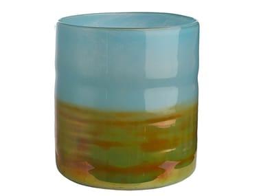 Vaso in vetro HORIZON | Vaso