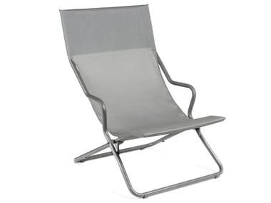 Folding Batyline® deck chair HORIZON | Deck chair