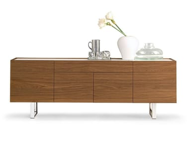 Sideboard with doors HORIZON | Sideboard