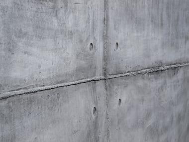 Indoor/outdoor glass-fibre 3D Wall Panel with concrete effect HORMIGON PLUS