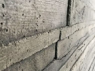 Beton Wandverkleidung wandverkleidung mit beton effekt für aussen imi outdoor by legnopan